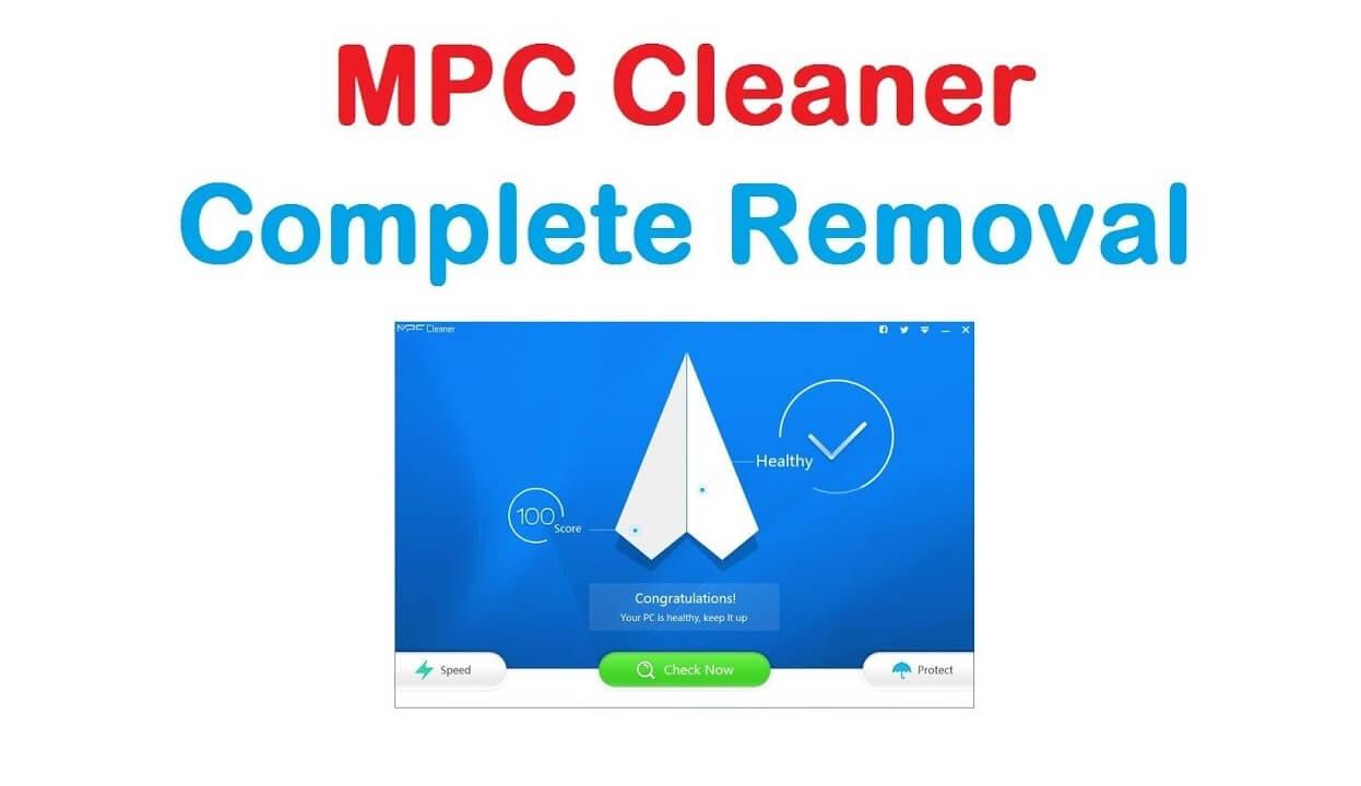 Phần mềm MPC Cleaner là gì