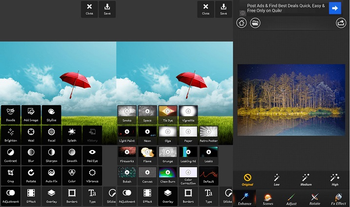 Phần mềm chỉnh sửa ảnh Pixlr