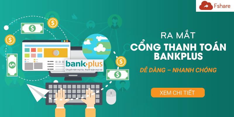 Chuyển tiền qua điện thoại bằng Bankplus