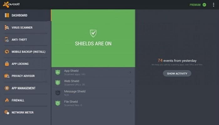 Phần mềmbảo vệ thiết bị Android khỏi virus