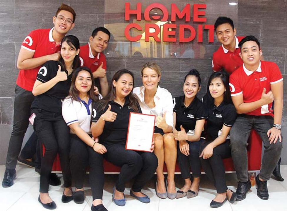 Hơn 8.54 triệu đã tin cậy lựa chọn dịch vụ Home Credit Việt Nam
