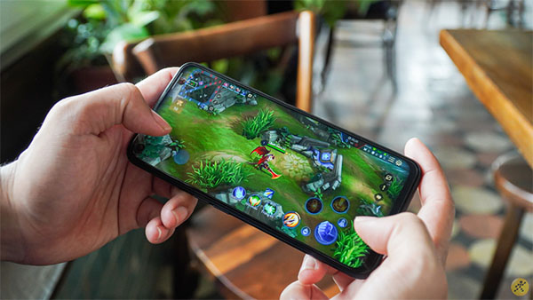 Oppo A92 Choi Game Co Tot Khong