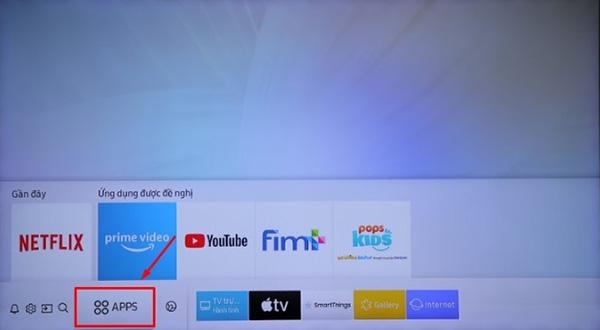 Tai Ung Dung Tren Smart Tivi Samsung 1