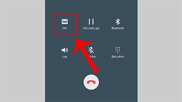Cách ghi âm cuộc gọi trên điện thoại Samsung (1)