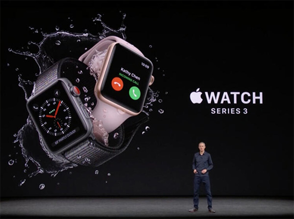 Apple Watch Series 3 giá bao nhiêu?