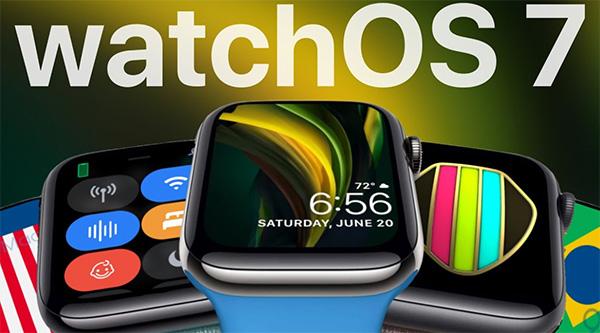 Hỗ trợ cập nhật WatchOS mới nhất