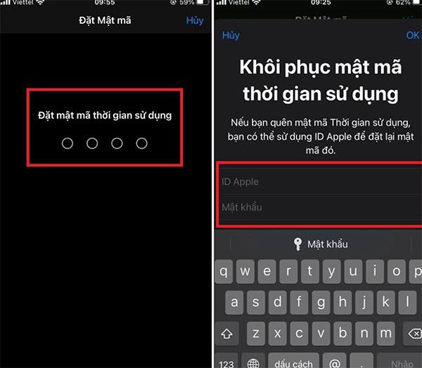 Cách khóa ứng dụng trên iPhone bằng mật khẩu giới hạn (1)