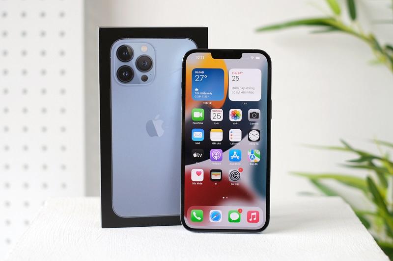 iPhone 13 mới nhất hỗ trợ đồng thời 2 eSIM